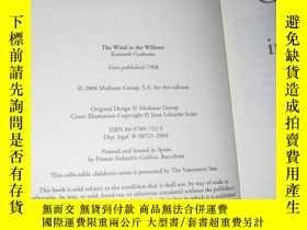 二手書博民逛書店原版英文小說:The罕見Wind in The Willows(