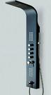 【麗室衛浴】國產 不鏽鋼高質感淋浴柱 LS-001顏色黑鈦