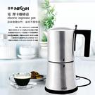 【日本NICOH】電摩卡咖啡壺3-6杯 MK-06
