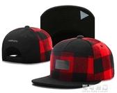 男女時尚棒球帽街舞情侶平沿帽韓國潮人百搭嘻哈帽戶外遮陽帽  【快速出貨】