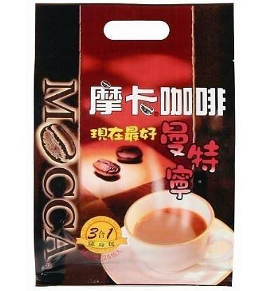 摩卡曼特寧咖啡*1包(16gX24+4入)【合迷雅好物商城】