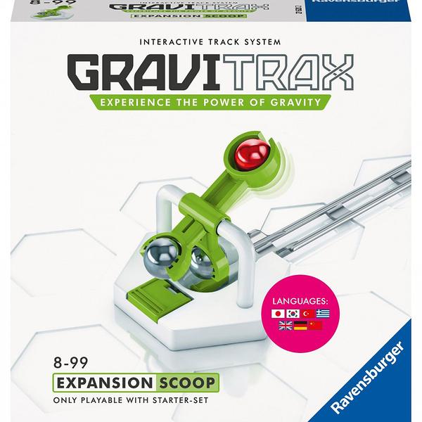 德國Ravensburger維寶遊戲-Gravitrax重力球Scoop機關_RV26821