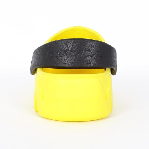 Skechers CALI GEAR ZAGGLE [400074LYLBK] 中童鞋 拖鞋 涼鞋 大黃蜂 穿搭 黃 黑