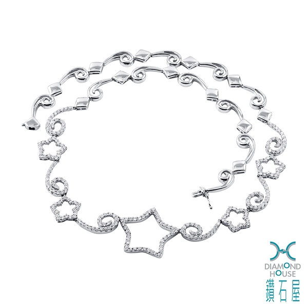 【鑽石屋】鑽石項鍊