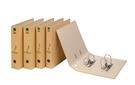 """立強 牛皮紙 環保 檔案夾 2""""  拱型夾 12個/箱 GR50"""