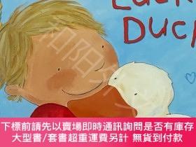 二手書博民逛書店Lucky罕見duck 平裝 人物 男孩Y493637 Jonathan shipton Igloo book