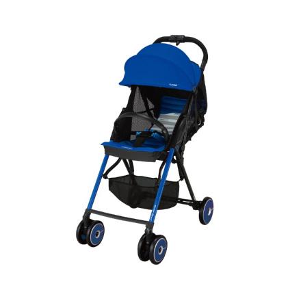 【出清價】Combi 康貝 F2 PLUS AF超輕單向手推車-爵士藍【佳兒園婦幼館】