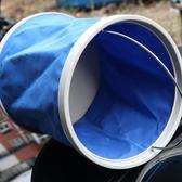 自駕遊洗車用水桶便攜式折疊車載伸縮桶戶外