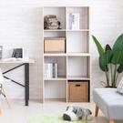 書櫃 堆疊 收納 【收納屋】米亞四格櫃(大)/ 米亞四格櫃(小) &DIY組合傢俱