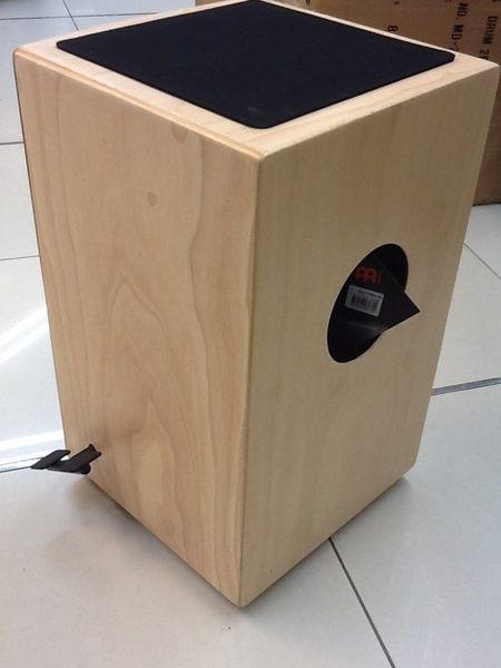 【金聲樂器廣場】全新 MEINL 木箱鼓 CAJ100BUM 專業用踏板木箱鼓 響線可調
