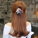 盤髪器 丸子頭甜美風盤髮器韓國懶人百變蓬松花苞頭造型器扎頭髮飾髮帶女