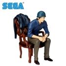 【正版授權】赤井秀一 坐椅子公仔 公仔 模型 13cm 名偵探柯南 SEGA - 948541