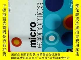 二手書博民逛書店micro罕見economics 4thY22725 ISBN: