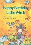 二手書博民逛書店 《Happy Birthday, Little Witch》 R2Y ISBN:0394873653│Random House Books for Young Readers