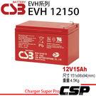 CSB EVH12150(12V15AH...