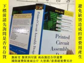 二手書博民逛書店printed罕見circuit assembly design