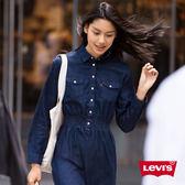 連身洋裝 / 牛仔洋裝 / 經典Logo印花 - Levis