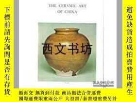 二手書博民逛書店【罕見】1971年 Ceramic Art of ChinaY2