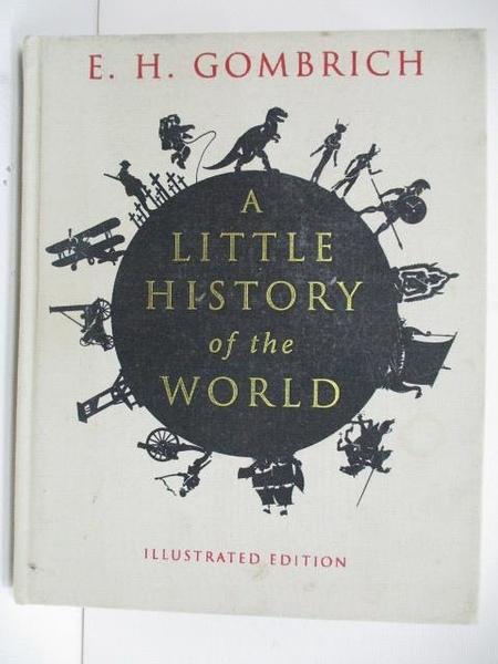 【書寶二手書T4/歷史_DPF】A Little History of the World
