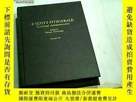 二手書博民逛書店F.罕見SCOTT FITZGERALD Critical As