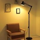 落地燈 簡約創意美式遙控落地燈客廳臥室床...