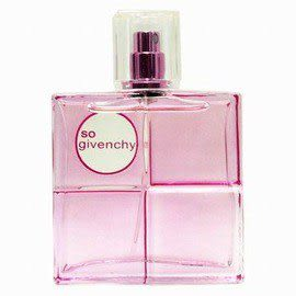 Givenchy So Givenchy 水晶泡泡淡香水 50ml