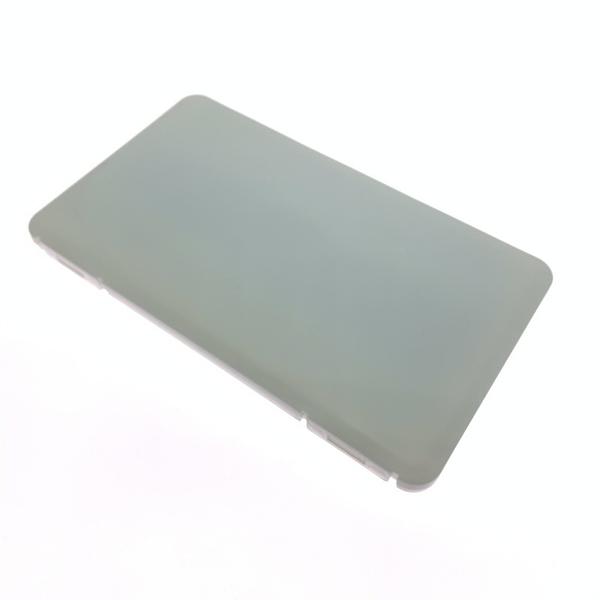 簡約純白 口罩盒 口罩收納盒 暫存盒 日本神器 卡扣式 便攜 裝口罩盒 防水防塵保潔