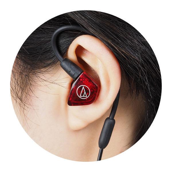 鐵三角 audio technica LS200 金屬複合導管 雙單體 動鐵 耳道耳機 [My Ear 台中耳機專賣店]