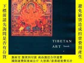 二手書博民逛書店Tibetan罕見Art: Toward a Definitio
