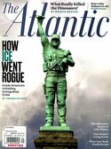 the Atlantic 9月號/2018