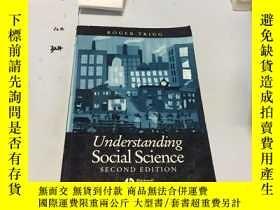 二手書博民逛書店英文原版:Understanding罕見Social Scien