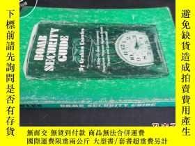 二手書博民逛書店BOMB罕見SECURITY CUIDEY5919 不詳.