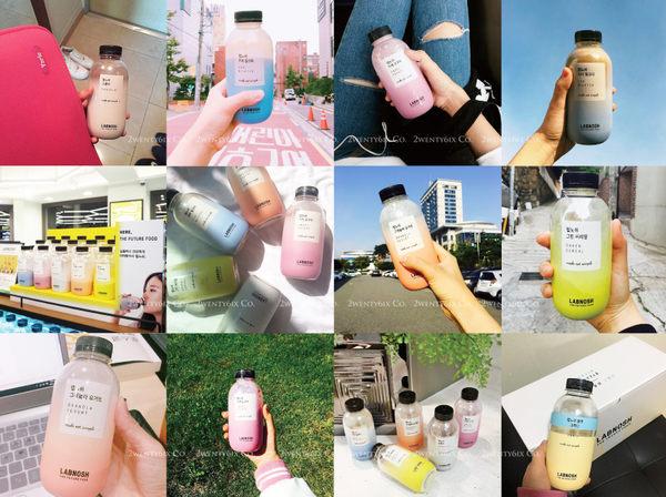 ★【 正韓LABNOSH 랩노쉬 代購】★ 健康代餐胖胖瓶 (單一口味 85g x 7瓶/組)