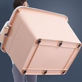收納箱塑料特大號家用衣服被子儲物箱加厚大號清倉收納盒子整理箱 WJ百分百