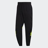 Adidas M URBAN WV PANT 男款黑色運動長褲-NO.GC9912