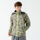[安信騎士] BRIGHTDAY GO 透氣 兩件式 防水透濕 風雨衣 沙漠迷彩 雨衣 彈性布袖口專利