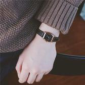 手錶女品牌女款酒桶形小錶盤細帶韓版復古迷你石英手錶
