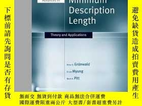 二手書博民逛書店Advances罕見In Minimum Description LengthY256260 Grunwald