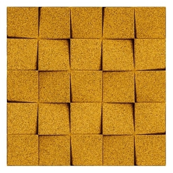 Minichock有機軟木塊-Yellow