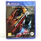 PS4 極速快感 超熱力追緝 重製版 中文 美版