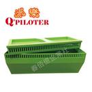 派樂設計師款多功能瀝水籃收納盒-大-密封置物箱-上蓋兩種蓋法 透氣通風或密合防塵 露營洗菜