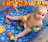 新生嬰兒遊泳池家用充氣超大號幼兒童遊泳加厚室內小孩寶寶洗澡桶  MKS宜品
