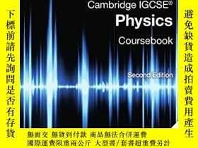 二手書博民逛書店Cambridge罕見IGCSE Physics Course