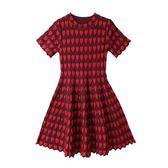 中大尺碼 棉花糖女生L-4XL 牛仔外套衛衣連衣裙 兩件套裝4F079.5121-單外套599