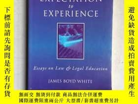 二手書博民逛書店From罕見Expectation to Experience: