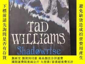 二手書博民逛書店TaD罕見Williams ShadowriseY207285