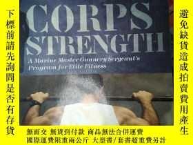 二手書博民逛書店英文原版:corps罕見strength a marine ma