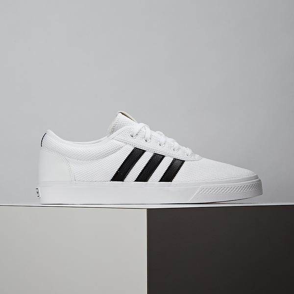 Adidas Adi-Ease 男款 白色 復古 運動 休閒鞋 DB3117