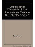 二手書博民逛書店《Sources of the Western Traditio