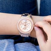 FOSSIL Stella Rose 晶鑽玫瑰淑女腕錶 ES3590 熱賣中!